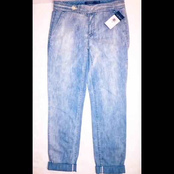 Ralph Lauren Denim - RALPH LAUREN High Waisted Jeans-Size 2